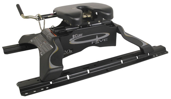Types Of Trailer Hitches >> Fifth Wheel & Gooseneck Hitches - Northwest Running Boards
